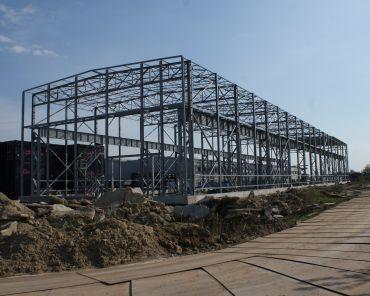konstrukcja stalowa hali - zamosc