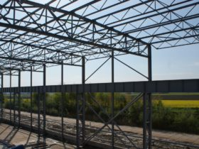 konstrukcja stalowa hali 6