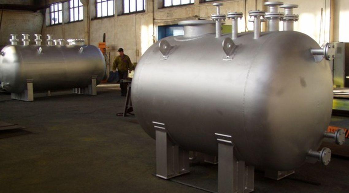 Zbiorniki bezciśnieniowe